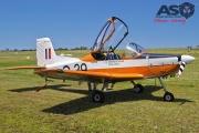 Mottys Flight of the Hurricane Scone 2 0184 CT-4 VH-WCT-001-ASO