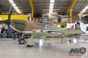 Mottys Flight of the Hurricane Scone 2 0333 Hurricane VH-JFW-001-ASO