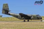 Mottys Flight of the Hurricane Scone 2 1820 DH Caribou VH-VBB-001-ASO