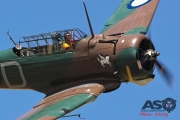 Mottys Flight of the Hurricane Scone 2 2860 CAC Wirraway VH-WWY-001-ASO