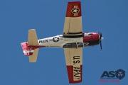 Mottys Flight of the Hurricane Scone 2 3336 T-28 Trojan VH-FNO-001-ASO