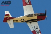 Mottys Flight of the Hurricane Scone 2 3352 T-28 Trojan VH-FNO-001-ASO