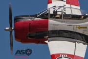 Mottys Flight of the Hurricane Scone 2 3569 T-28 Trojan VH-FNO-001-ASO