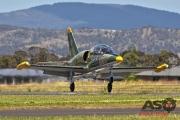 Mottys Flight of the Hurricane Scone 2 7943 L-39 Albatros VH-IOT-001-ASO