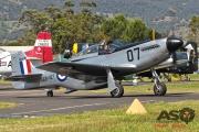 Mottys Flight of the Hurricane Scone 2 8610 CAC Mustang VH-AUB-001-ASO