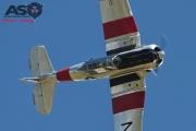 Mottys Flight of the Hurricane Scone 2 9382 T-6 Texan VH-HAJ-001-ASO