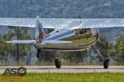 Mottys Flight of the Hurricane Scone 2 9999_553 Cessna 195 VH-KXR-001-ASO
