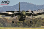 Mottys Flight of the Hurricane Scone 2 9999_708 DH Caribou VH-VBB-001-ASO