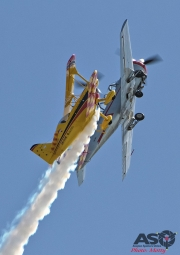 Mottys Flight of the Hurricane Scone 2 9999_99 Wolf Pitts Pro VH-PVB & Yak-52 VH-FRI-001-ASO