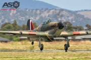 Mottys Flight of the Hurricane Scone 1 0572 Hurricane VH-JFW-001-ASO