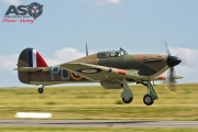Mottys Flight of the Hurricane Scone 1 0588 Hurricane VH-JFW-001-ASO