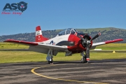 Mottys Flight of the Hurricane Scone 2 0091 T-28 Trojan VH-FNO-001-ASO