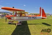 Mottys Flight of the Hurricane Scone 2 0191 Rockwell 100 VH-MQC-001-ASO