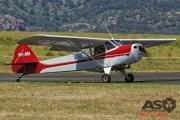 Mottys Flight of the Hurricane Scone 2 0707 Auster VH-ABA-001-ASO