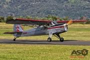 Mottys Flight of the Hurricane Scone 2 0779 Auster VH-WFM-001-ASO