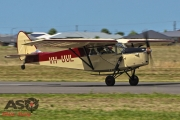 Mottys Flight of the Hurricane Scone 2 0898 Leopard Moth VH-UUL -001-ASO