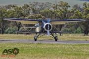Mottys Flight of the Hurricane Scone 2 0938 Waco VH-EGC-001-ASO