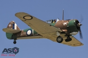 Mottys Flight of the Hurricane Scone 2 2371 CAC Wirraway VH-WWY-001-ASO