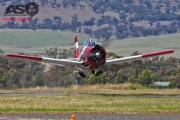 Mottys Flight of the Hurricane Scone 2 2962 T-28 Trojan VH-FNO-001-ASO