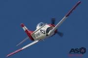 Mottys Flight of the Hurricane Scone 2 3096 T-28 Trojan VH-FNO-001-ASO
