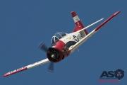 Mottys Flight of the Hurricane Scone 2 3173 T-28 Trojan VH-FNO-001-ASO