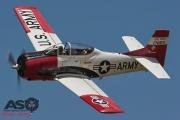 Mottys Flight of the Hurricane Scone 2 3397 T-28 Trojan VH-FNO-001-ASO