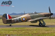 Mottys Flight of the Hurricane Scone 2 4012 Hurricane VH-JFW-001-ASO