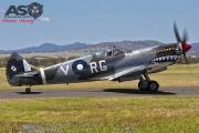 Mottys Flight of the Hurricane Scone 2 4052 Spitfire MkVIII VH-HET-001-ASO