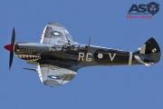 Mottys Flight of the Hurricane Scone 2 4582 Spitfire MkVIII VH-HET-001-ASO