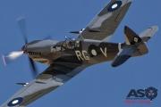 Mottys Flight of the Hurricane Scone 2 4594 Spitfire MkVIII VH-HET-001-ASO