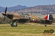 Mottys Flight of the Hurricane Scone 2 5392 Hurricane VH-JFW-001-ASO