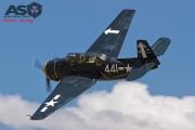 Mottys Flight of the Hurricane Scone 2 5851 Avenger VH-MML-001-ASO