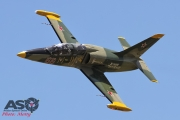 Mottys Flight of the Hurricane Scone 2 8028 L-39 Albatros VH-IOT-001-ASO