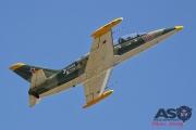 Mottys Flight of the Hurricane Scone 2 8136 L-39 Albatros VH-IOT-001-ASO