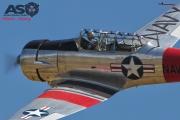 Mottys Flight of the Hurricane Scone 2 9444 T-6 Texan VH-HAJ-001-ASO