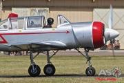 Mottys Flight of the Hurricane Scone 2 9563 Yak-52 VH-FRI-001-ASO