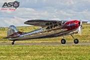 Mottys Flight of the Hurricane Scone 2 9999_520 Cessna 195 VH-KXR-001-ASO