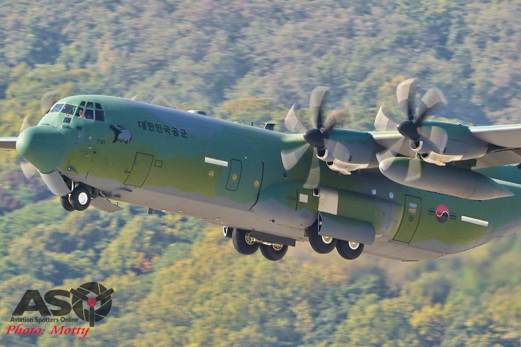 Mottys-ROKAF-Lockheed-C-130-Hercules-Seoul-ADEX-2017-3-FRI-8667-ASO