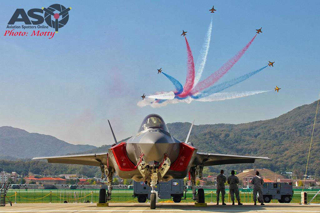Mottys-USAF-F-35-Lightning-II-Seoul-ADEX-2017-4-SAT-9+_4367-ASO