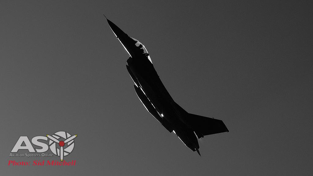 Royal Thai Air Force F-16