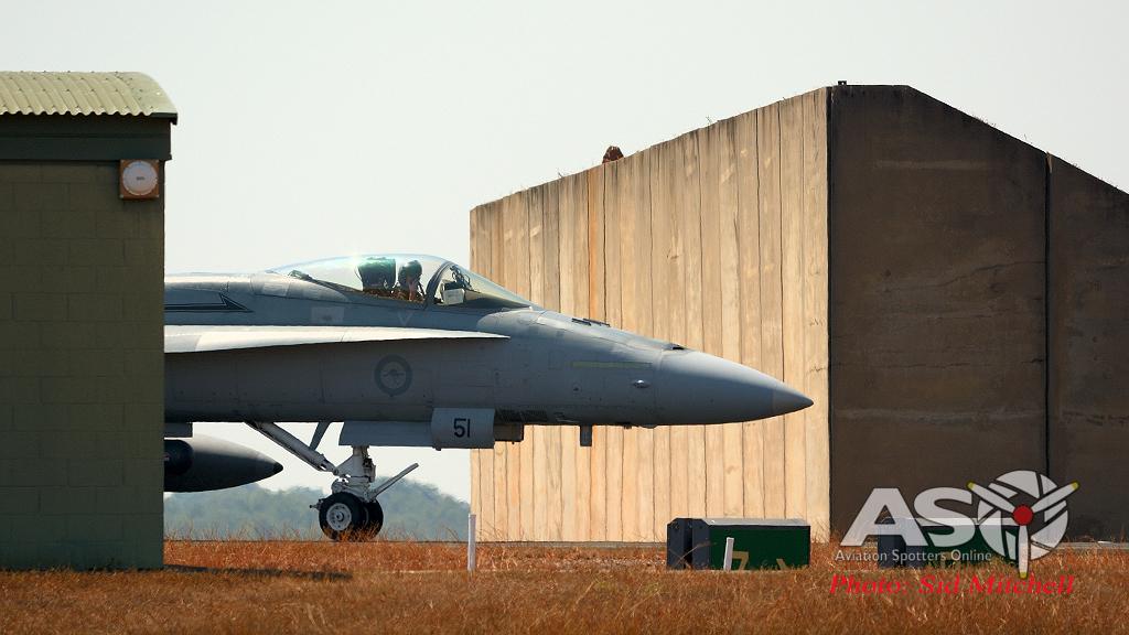 RAAF F/A-18A Hornet A21-51 77SQN