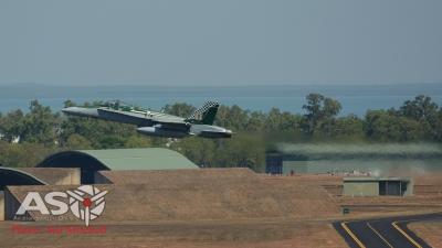 RAAF F/A-18A Hornet A21-49 77SQN