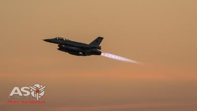 RTAF F-16D