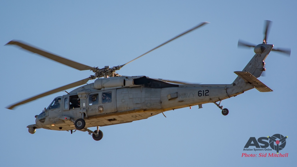 USN MH-60R Seahawk USS George Washington