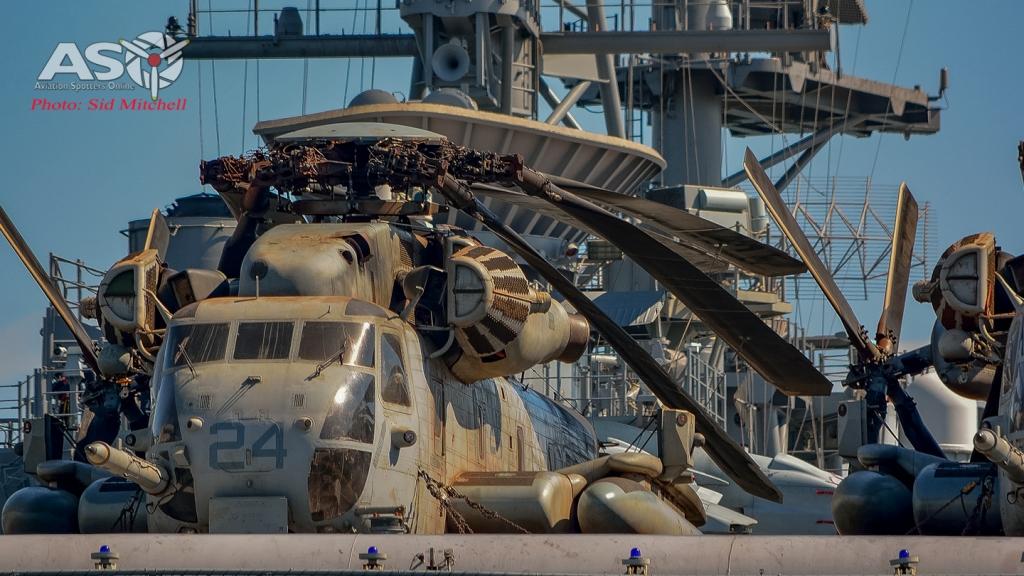 CH-53E Stallion HMH-462