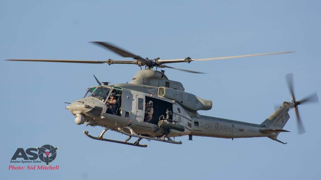 USMC UH-1Y Venom from HMLA-367