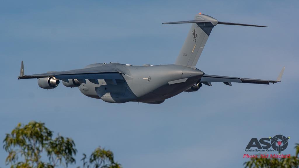RAAF C-17 Globemaster III 36 Sqn