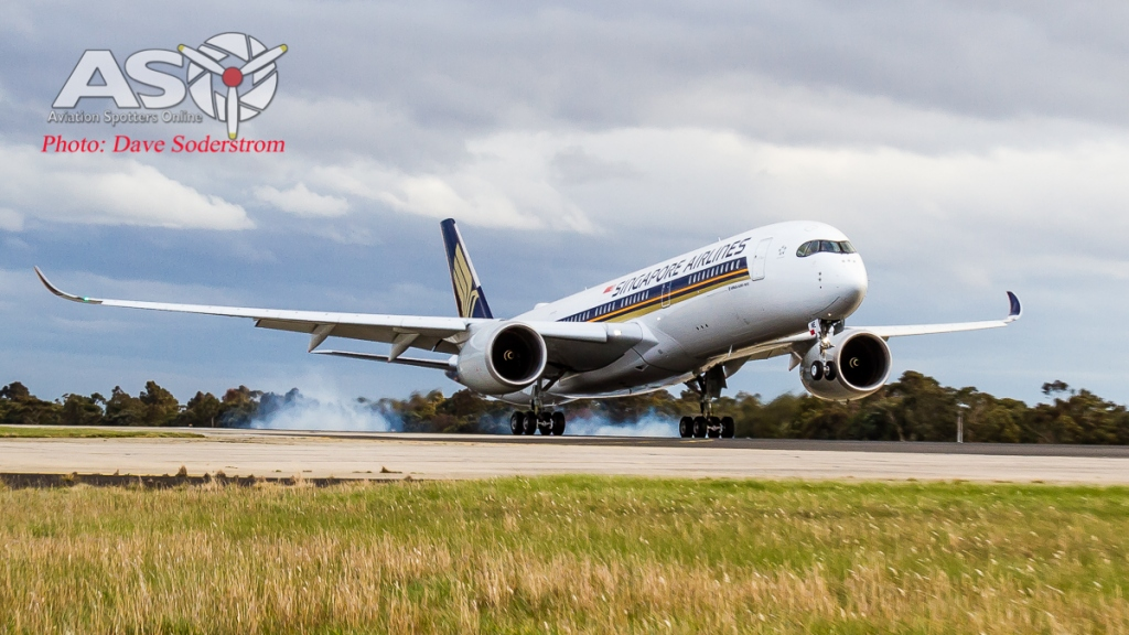 9V-SME Singapore Airlines Airbus A350 ASO 11 (1 of 1)