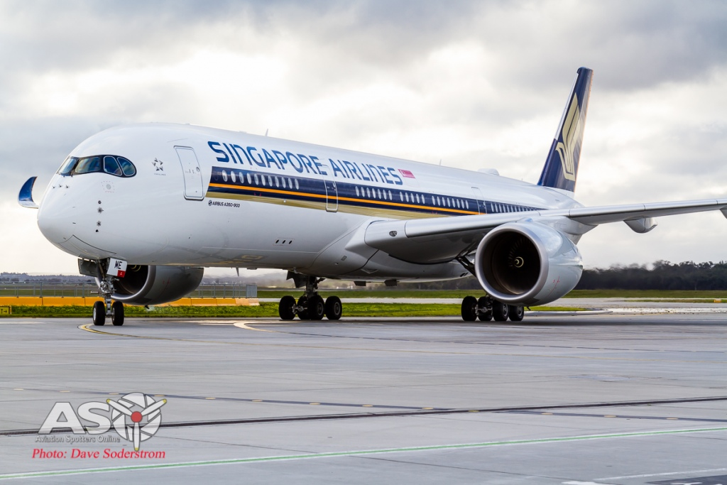 9V-SME Singapore Airlines Airbus A350 ASO 5 (1 of 1)