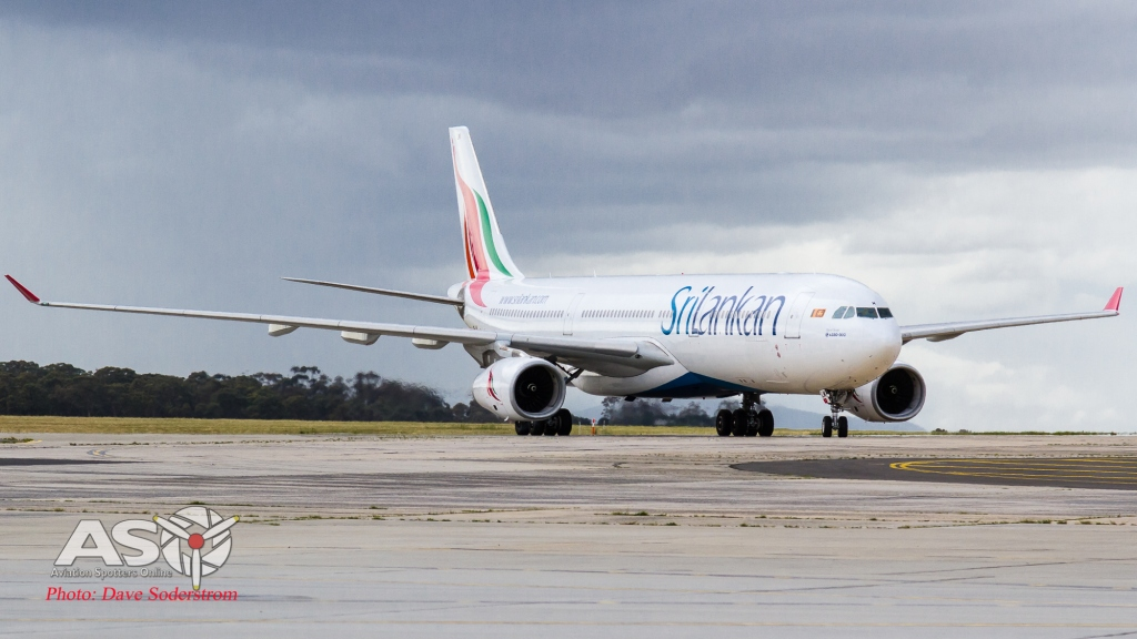 4R-ALM SriLankan Airlines Airbus A330-343 ASO 2 (1 of 1)